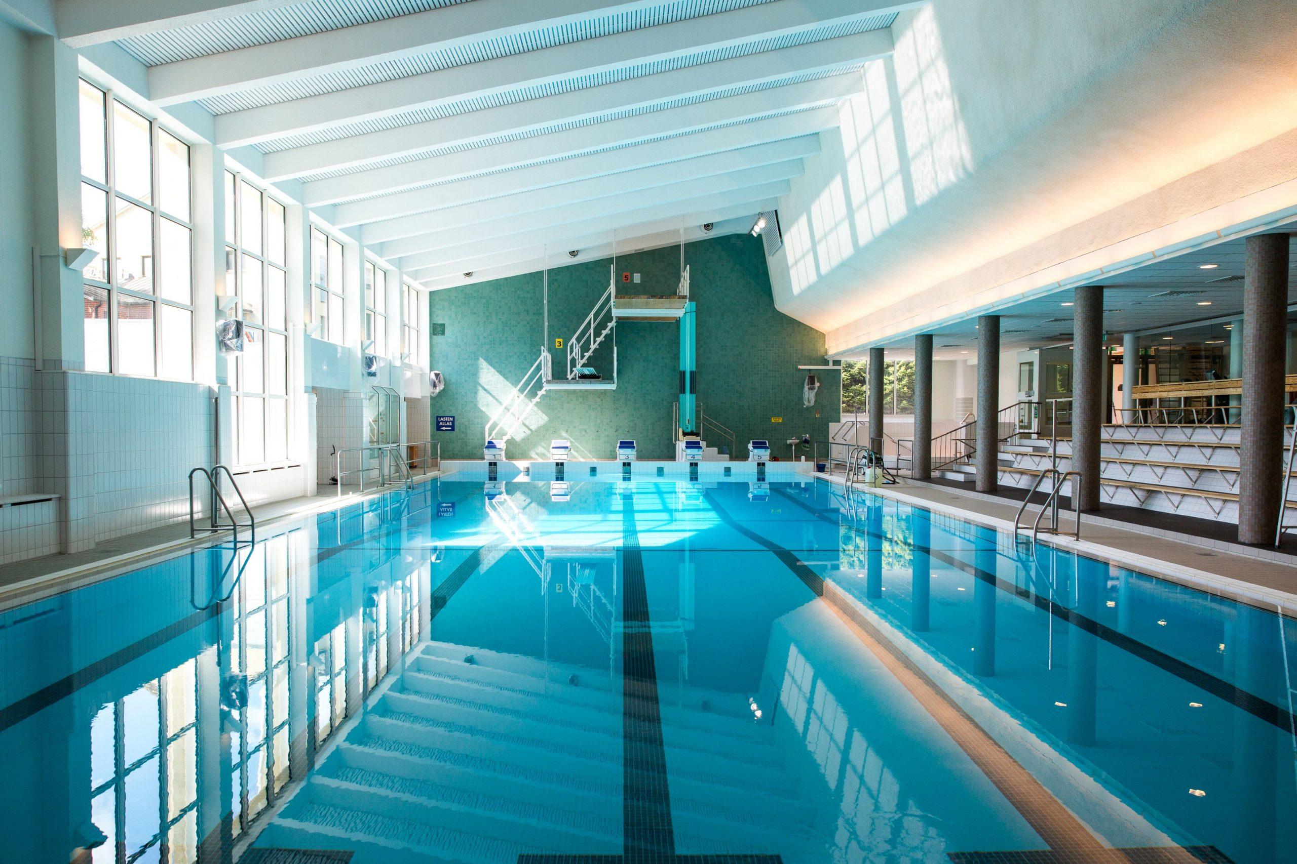 Uimahalli Lahti