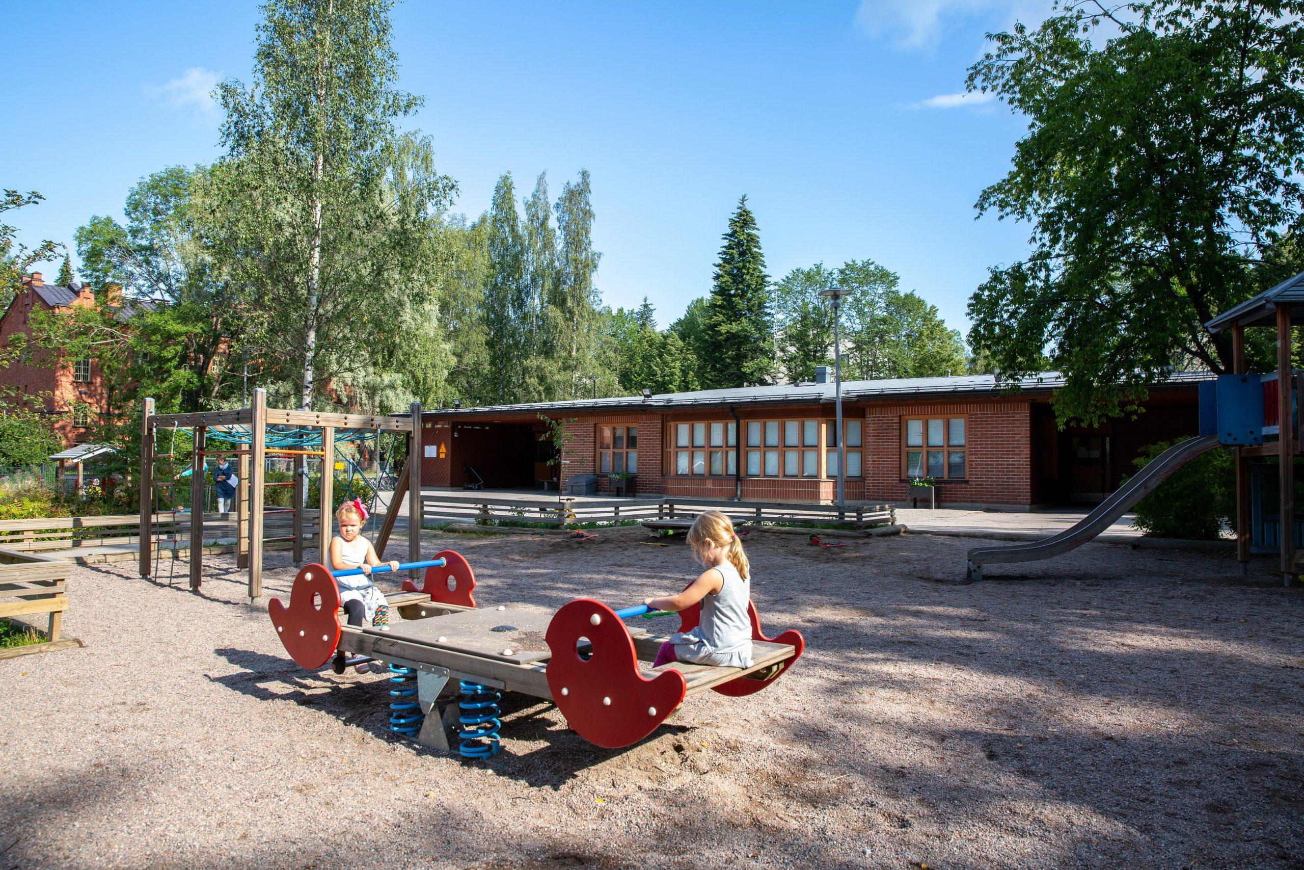 Päiväkoti Lahti