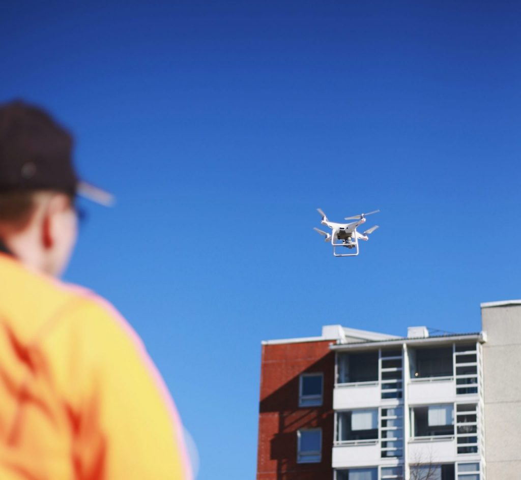 Drone-kuvaus