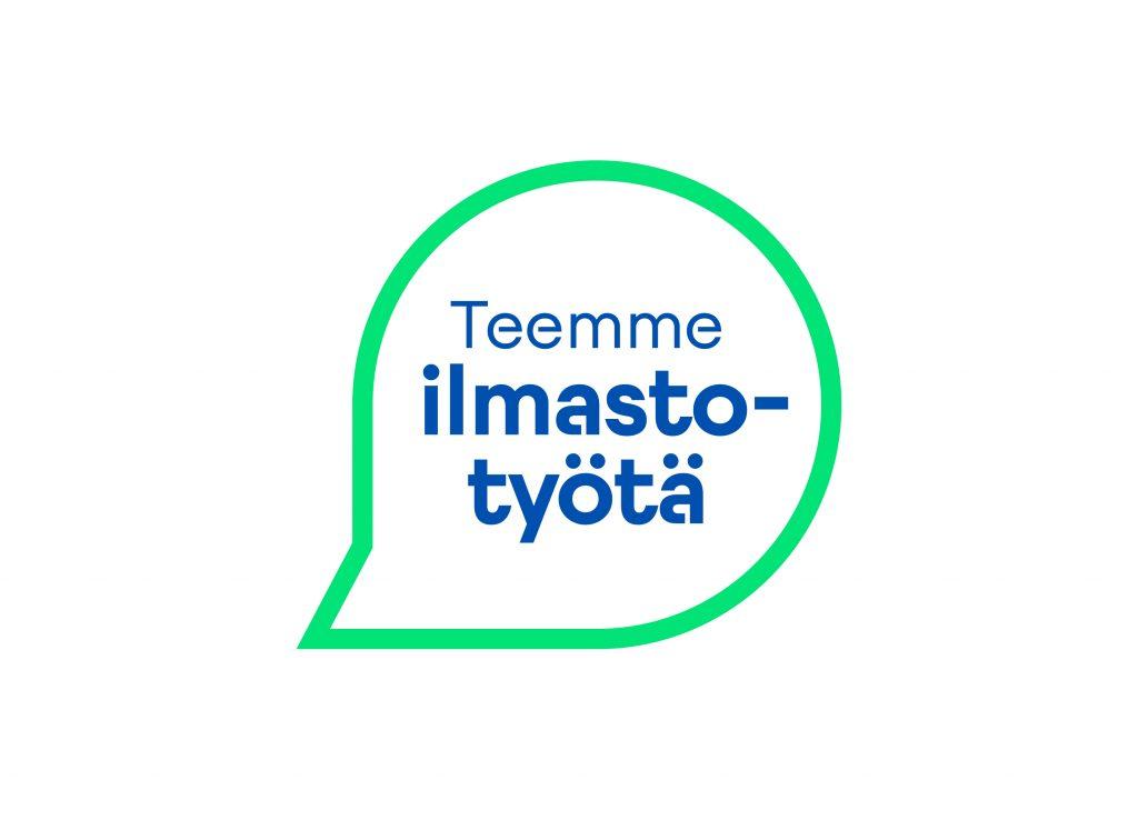 Ilmastokumppanuuden logo