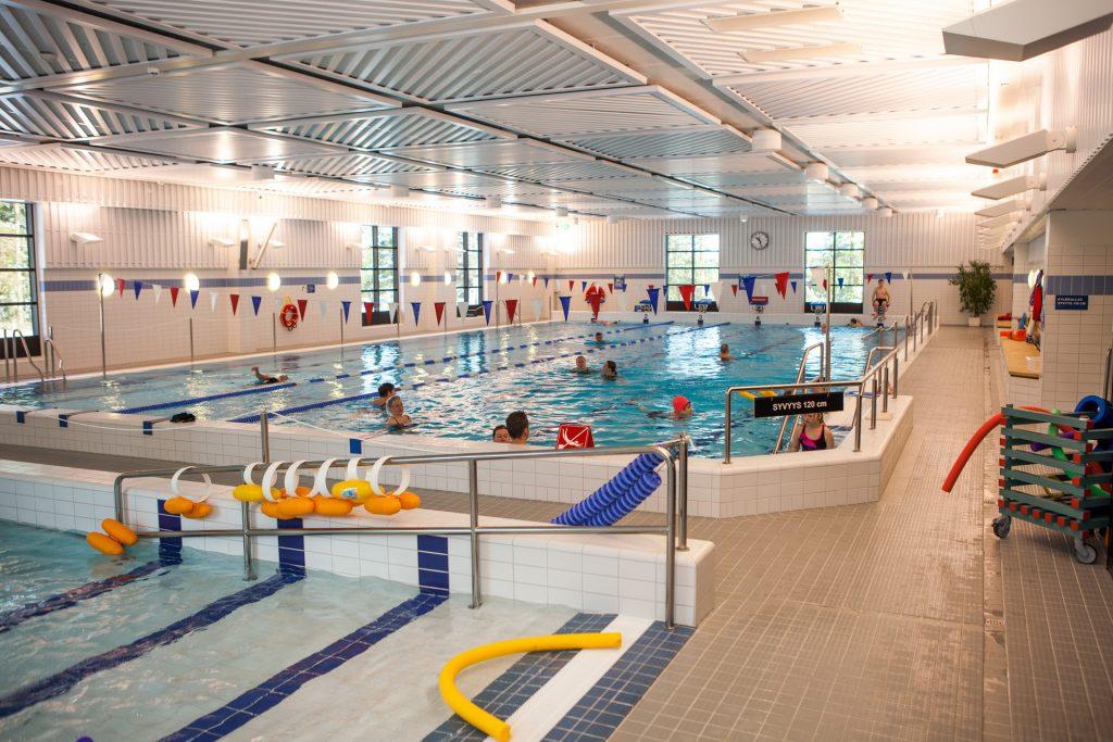 Saksalan Uimahalli