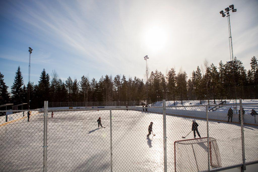 Ulkoilureitit Lahti