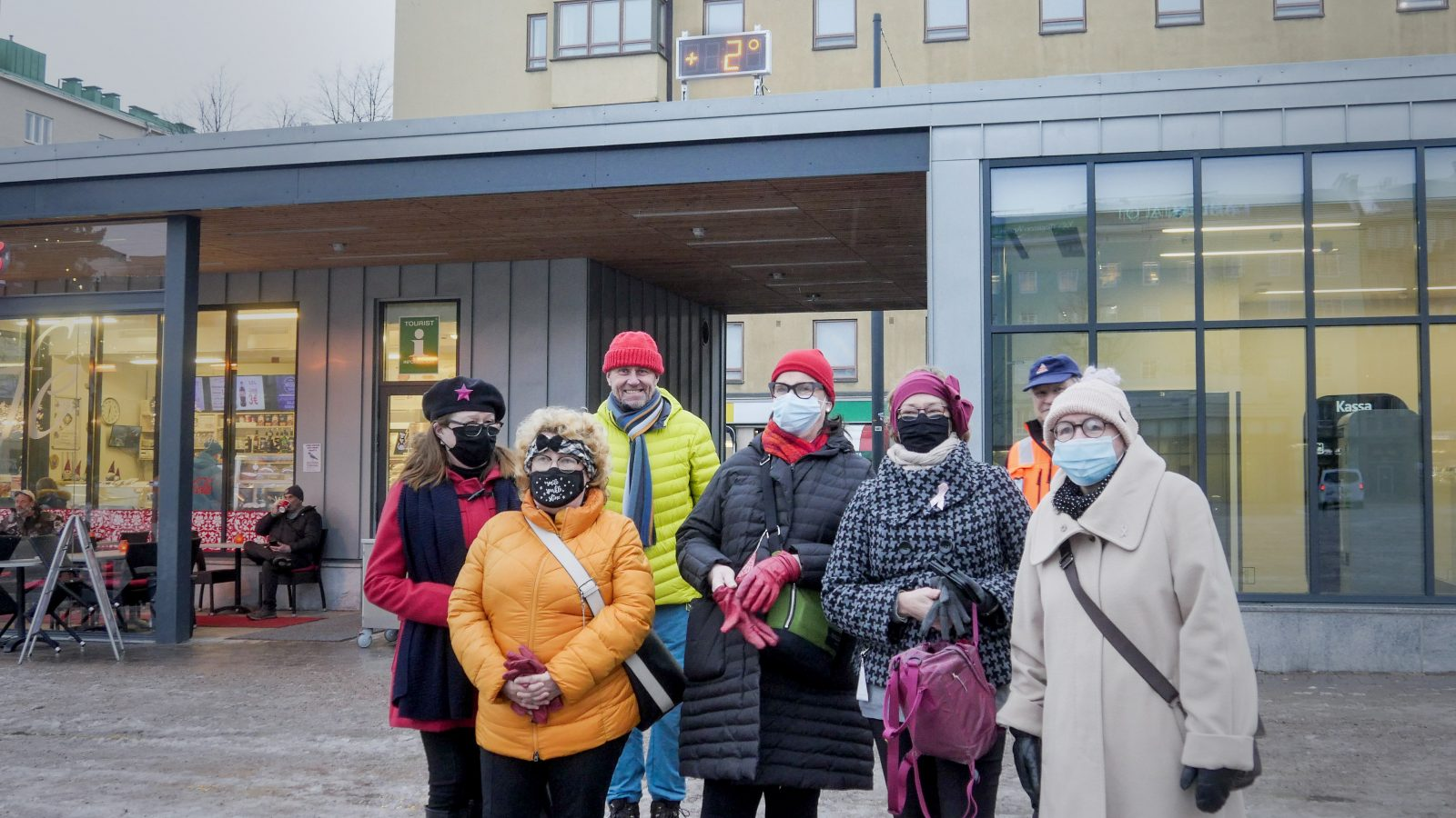 Lämpötila Lahti