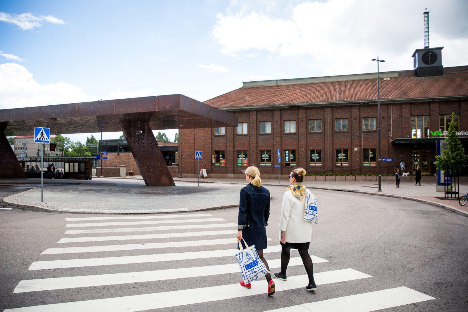 Lahden matkakeskus