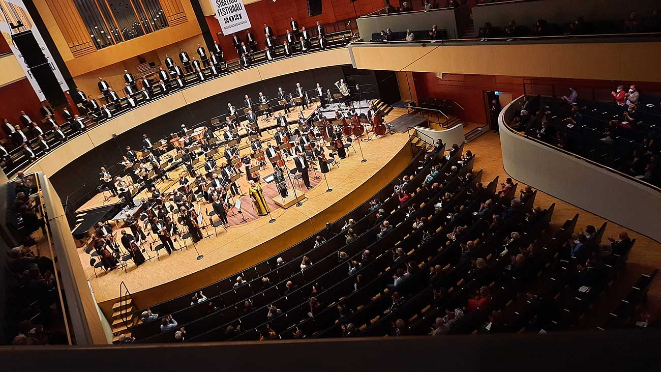 Sibelius-festivaali 2021_Kullervo-avajaiskonsertti