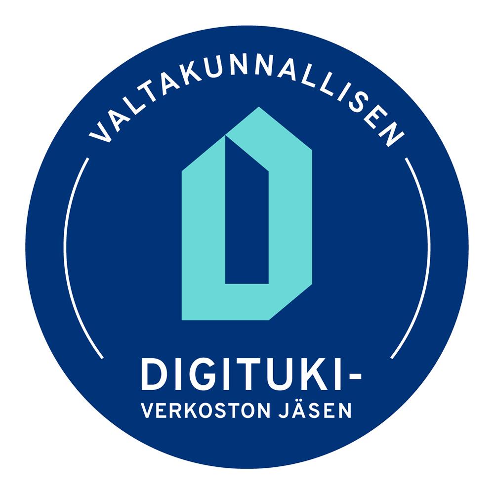 Palvelutori on myös valtakunnallisen Digituki -verkoston jäsen. Toimijamme antavat digitukea palveluiden saavuttamiseksi.